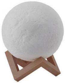 Настольная лампа ЭРА NLED-491-1W-W