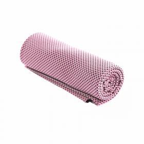 Охлаждающее полотенце Chill Mate Instant Cooling Towel, светло-розовый