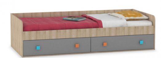 Кровать Доминика 453 К