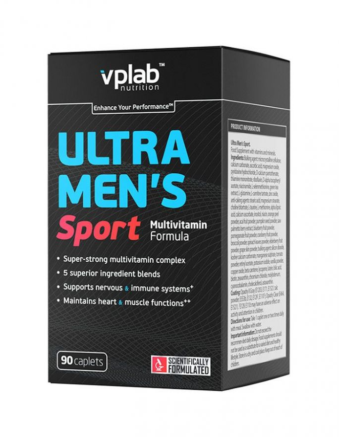 VPlab Ultra Men's Sport 90 таб
