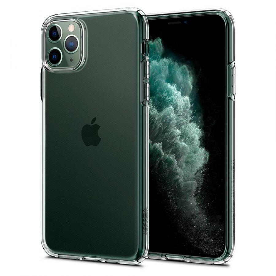 Чехол Spigen Ultra Hybrid для iPhone 11 Pro Max кристально - прозрачный