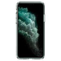Купить чехол Spigen Ultra Hybrid для iPhone 11 Pro Max прозрачный чехол для Айфон 11 Про Макс в Москве в интернет магазине аксессуаров для смартфонов elite-case.ru