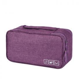Дорожный органайзер для нижнего белья TRAVEL UNDERWEAR POUCH, фиолетовый