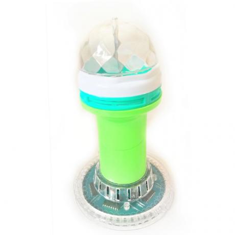 LED-светильник с поворотным механизмом, 16 см