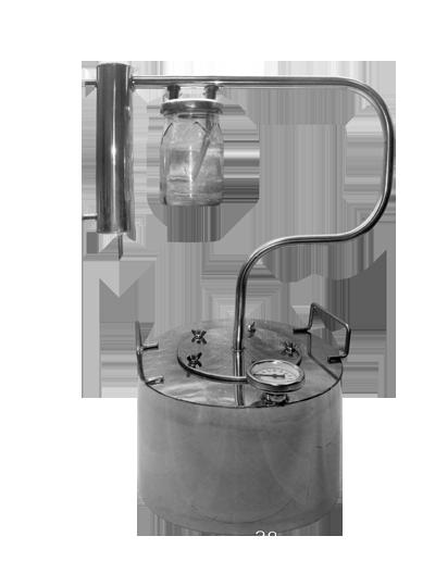 """Бюджетный дистиллятор """"Базовый"""", 10 литров"""