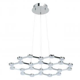 Подвесной светодиодный светильник De Markt Ракурс 8 631014201