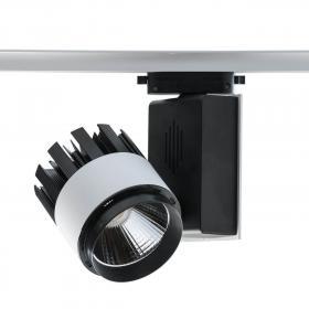 Трековый светодиодный светильник De Markt Трек-система 550011301