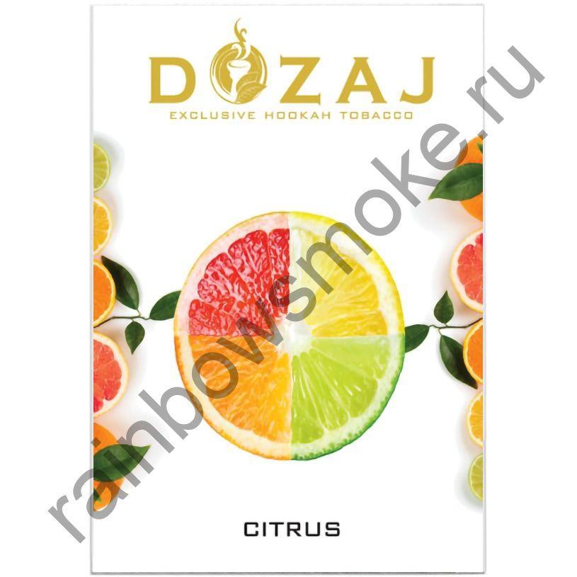 Dozaj 50 гр - Citrus (Цитрус)