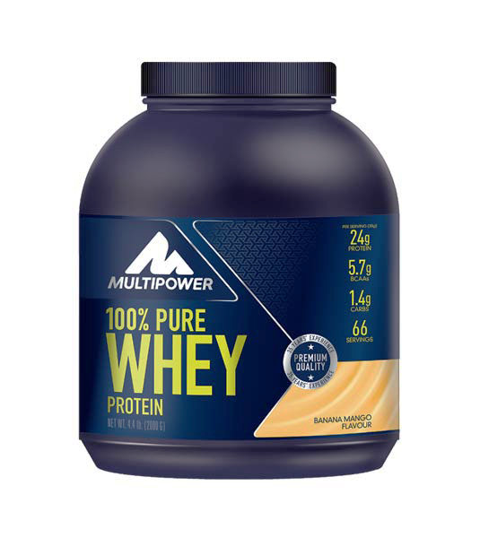 Multipower 100% Pure Whey Protein 2 кг.