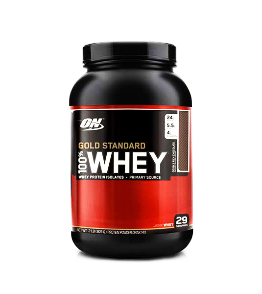 Протеин Optimum Nutrition 100% Whey Gold Standard 909 г.