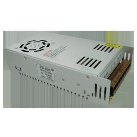 Ecola Блок питания для светодиодных лент 12V 400W IP20 201х99х50 вентилятор (интерьерный) B2L400ESB