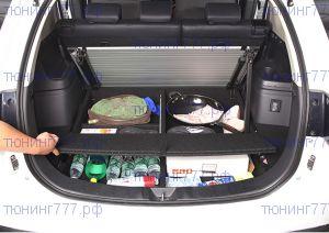 Органайзер в багажник, с встроенным столиком