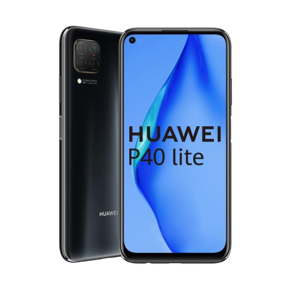 Huawei P40 Lite 6/128 ГБ (полночный черный)