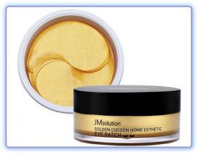 JMsolution Golden Cocoon Home Esthetic Eye Patch