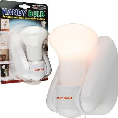 Беспроводная светодиоидная лампочка Handy Bulb, 1 шт