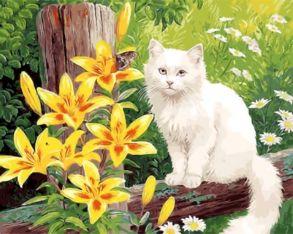 Картина по номерам «Сельская идилия» 40x50 см