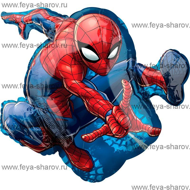 Шар Человек-паук 43х73 см