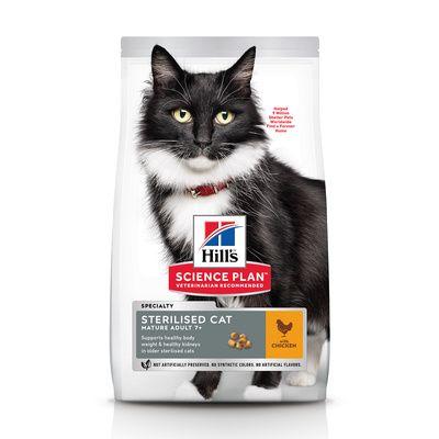 Hill's Feline SP Mature Adult 7+ Sterilised
