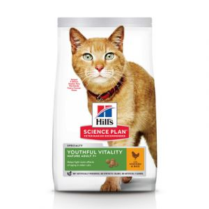 Hill's Feline SP Mature Adult 7+ Youthful Vitality Chicken