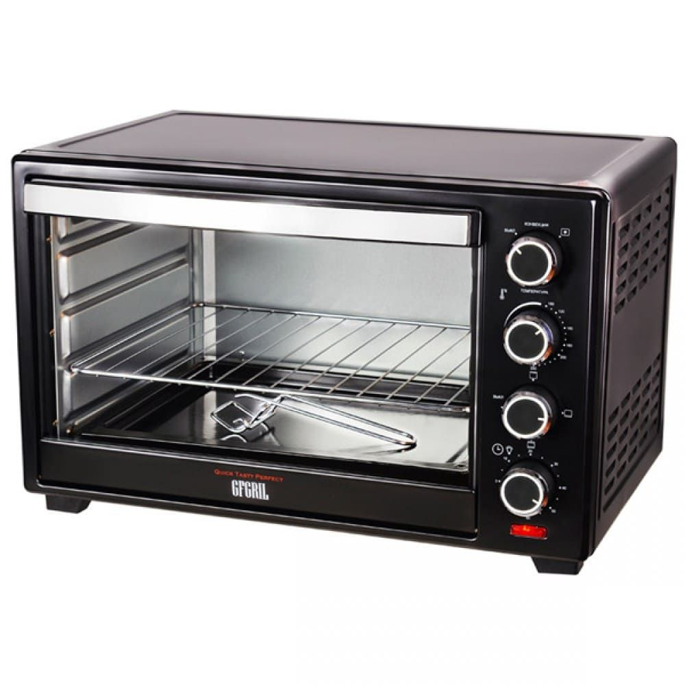 Мини-печь GFGRIL GFO-38B CONVECTION PLUS