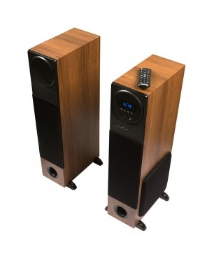 Компьютерная акустика DIALOG AP-2300 Brown