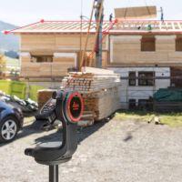 Leica Disto X4 Комплект лазерного дальномера с поверкой фото