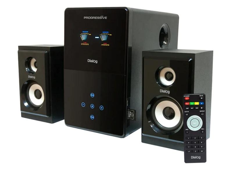 Компьютерная акустика DIALOG AP-220 Черная