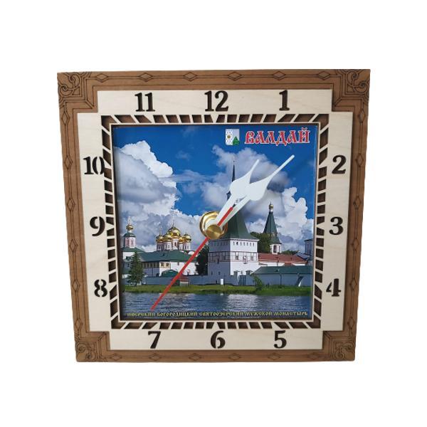 """Часы """"Иверский монастырь2"""""""