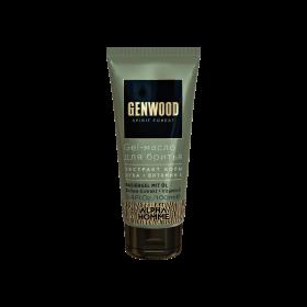 Gel-масло для бритья Genwood, 100 мл