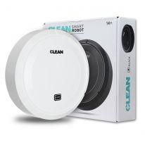 Робот-пылесос Clean Smart Robot, белый