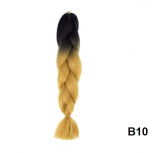 Канекалон №B010 (60 см) -  100 гр.