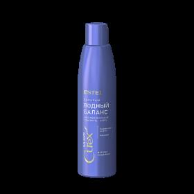 Бальзам «Водный баланс» для всех типов волос CUREX BALANCE, 250 мл