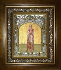 Икона Иерофей преподобный (14х18)