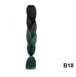Канекалон №B018 (60 см) -  100 гр.