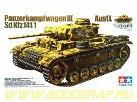 1/35 Танк Pz.Kpfw. III Ausf.L
