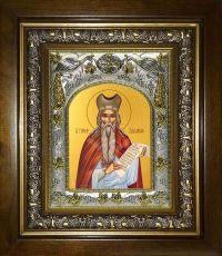 Икона Захария пророк (14х18)
