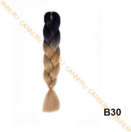 Канекалон №B030 (60 см) -  100 гр.