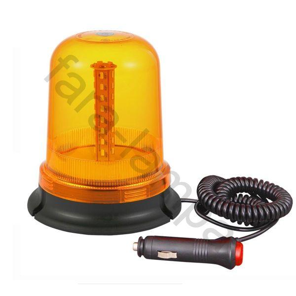 Светодиодный Проблесковый Маяк (оранжевый) высота 176 мм