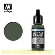 Акриловый грунт - полиуретановый / NATO зеленый FS,17мл.