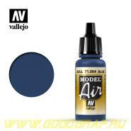 """004.  """"Model Air""""  Синий/Blue"""