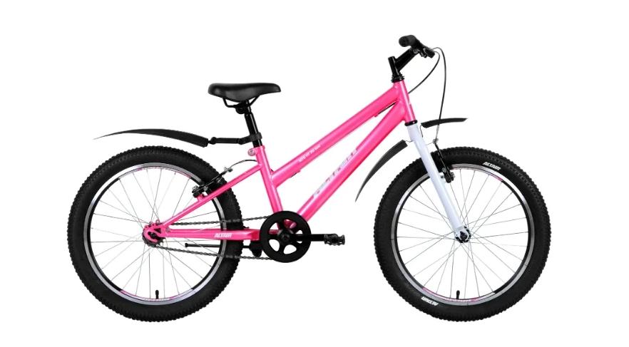 Велосипед ALTAIR MTB HT 20 low Розовый/белый (RBKT01N01003)