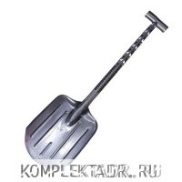 Искробезопасная лопата, совковая, пластиковая