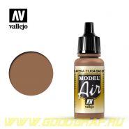"""034.  """"Model Air""""  Песочный коричневый"""