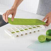 Форма для льда ICE TRAY, 31х13х3,5 см, зелёный
