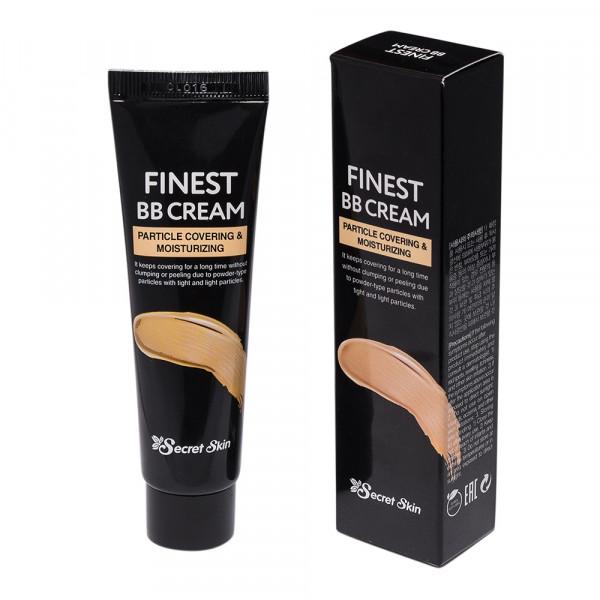 Матирующий ББ крем для лица с увлажняющими компонентами Secret Skin Finest BB Cream