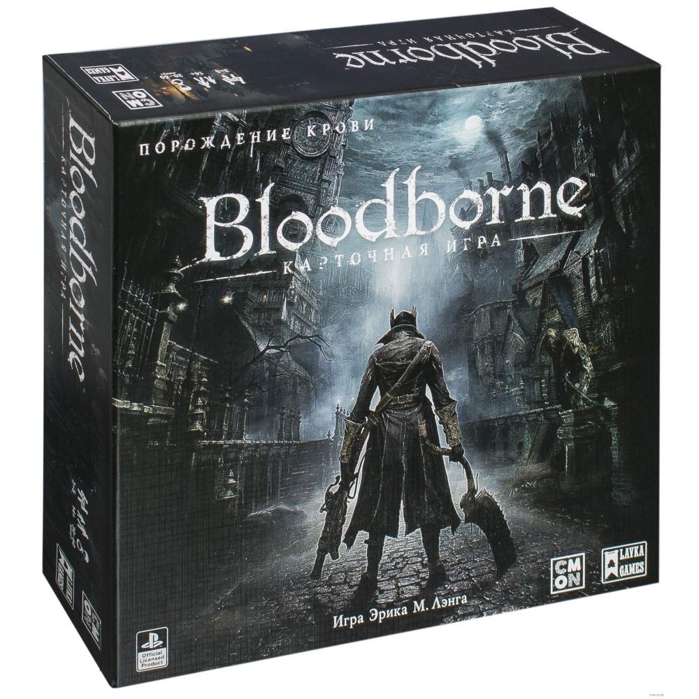 Bloodborne: Карточная игра. Порождение Крови