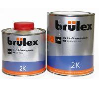 BRULEX 2K-Матовый лак, комплект