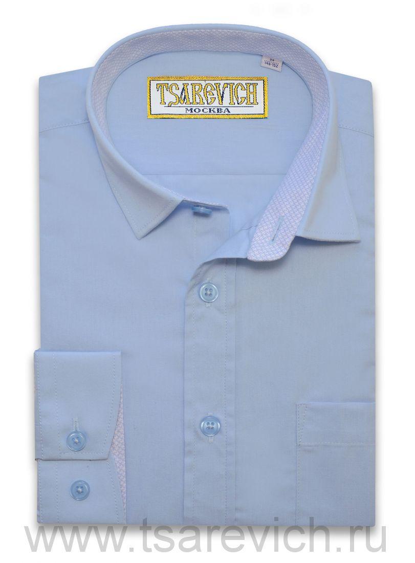 Сорочка детская Tsarevich (6-14 лет) выбор по размерам арт. Dream Blue/K26