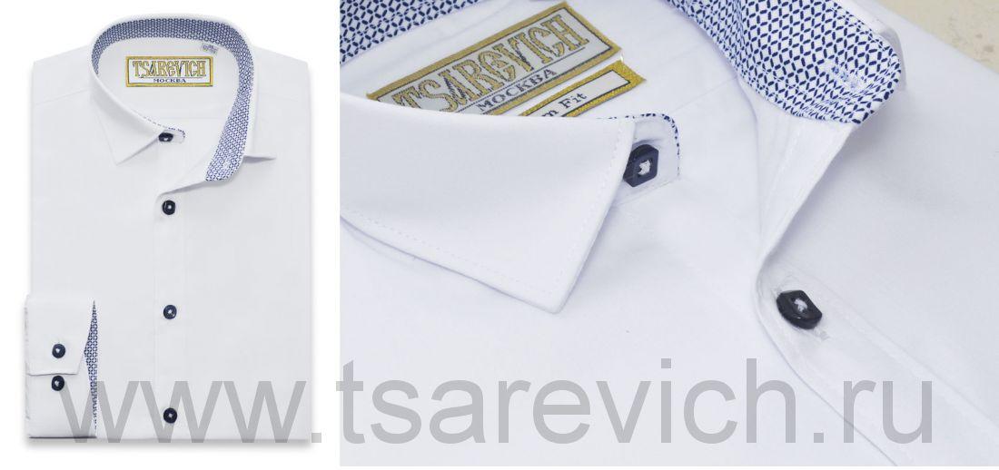 Сорочка детская Tsarevich (6-14 лет) выбор по размерам арт. PT2000/K940