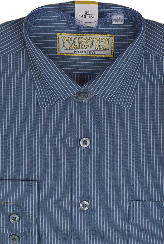 "Рубашки (6-14 лет.)""Царевич"". Цена за размерный ряд 10 шт. Арт.: Public 5"